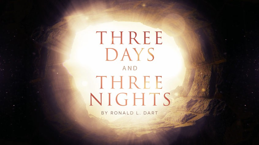 Three Days Three Nights By Ronald L Dart